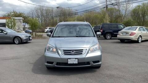 2008 Honda Odyssey for sale at Cj king of car loans/JJ's Best Auto Sales in Troy MI