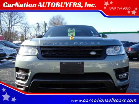 2014 Land Rover Range Rover Sport for sale at CarNation AUTOBUYERS Inc. in Rockville Centre NY