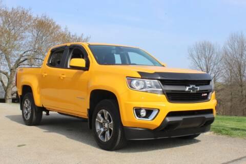 2018 Chevrolet Colorado for sale at Harrison Auto Sales in Irwin PA