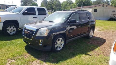 2010 GMC Terrain for sale at Lakeview Auto Sales LLC in Sycamore GA
