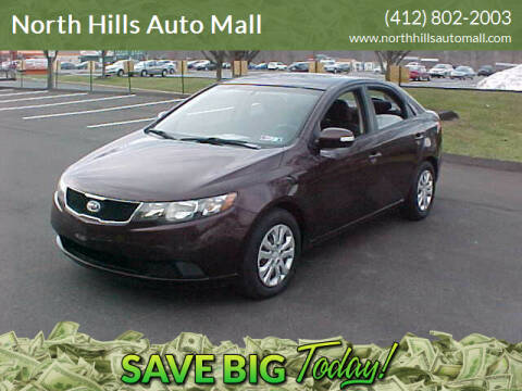 2010 Kia Forte for sale at North Hills Auto Mall in Pittsburgh PA