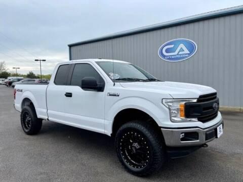 2019 Ford F-150 for sale at City Auto in Murfreesboro TN