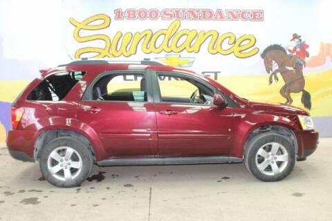 2009 Pontiac Torrent for sale at Sundance Chevrolet in Grand Ledge MI