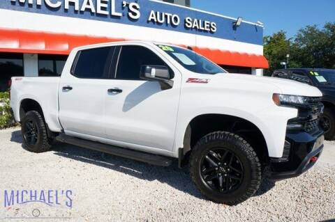 2020 Chevrolet Silverado 1500 for sale at Michael's Auto Sales Corp in Hollywood FL