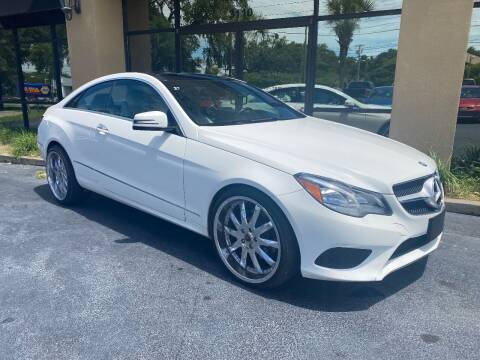 2014 Mercedes-Benz E-Class for sale at Premier Motorcars Inc in Tallahassee FL