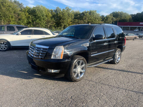 2008 Cadillac Escalade for sale at Certified Motors LLC in Mableton GA