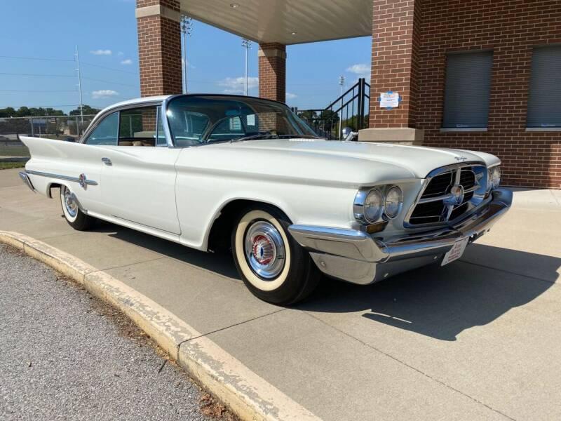 1960 Chrysler 300F for sale at Klemme Klassic Kars in Davenport IA