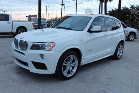 2013 BMW X3 for sale at Flash Auto Sales in Garland TX