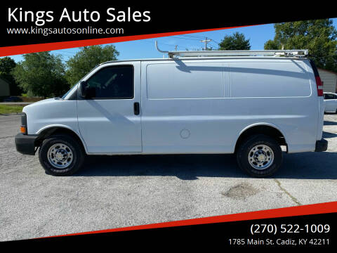 2008 Chevrolet Express Cargo for sale at Kings Auto Sales in Cadiz KY