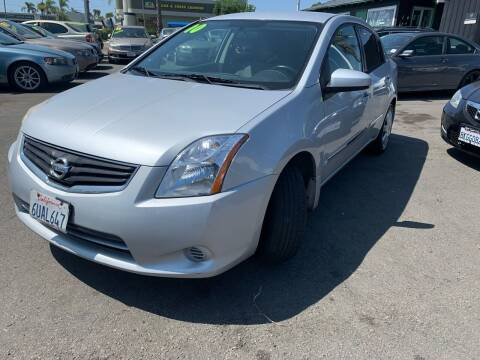 2010 Nissan Sentra for sale at North County Auto in Oceanside CA
