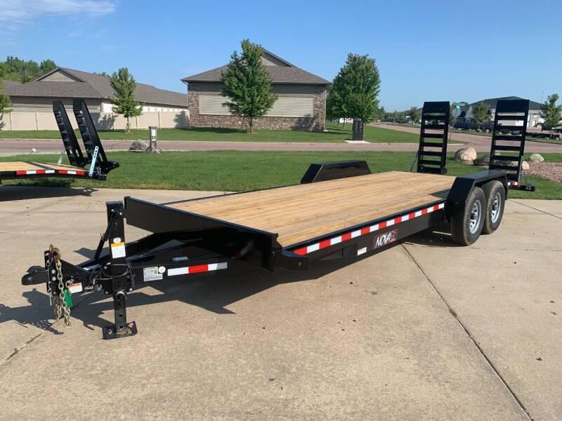 2021 Midsota ET8222 Equipment #5773 for sale at Prairie Wind Trailers, LLC in Harrisburg SD