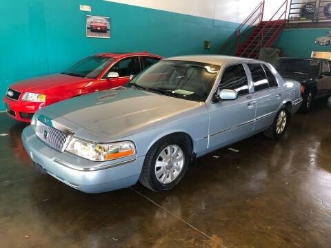 2003 Mercury Grand Marquis for sale at Unique Sport and Imports in Sarasota FL