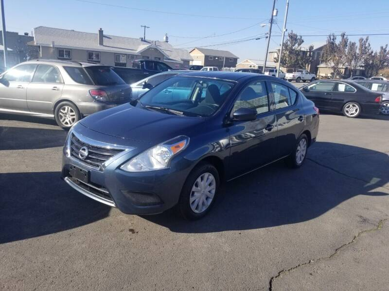 2016 Nissan Versa for sale at Cool Cars LLC in Spokane WA