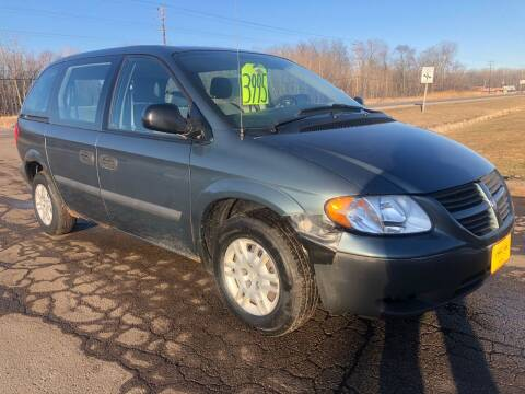 2005 Dodge Caravan for sale at Sunshine Auto Sales in Menasha WI