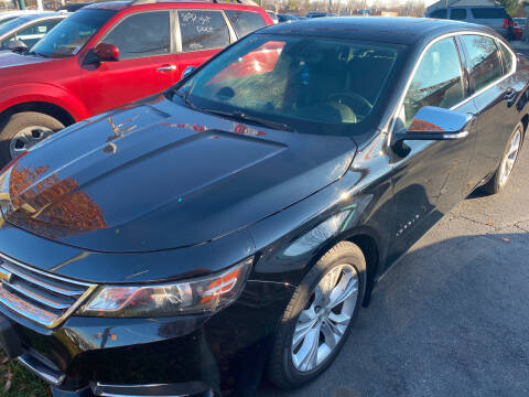 2014 Chevrolet Impala for sale at Right Place Auto Sales in Indianapolis IN