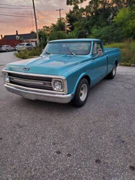 1969 Chevrolet C/K 10 Series for sale at EBN Auto Sales in Lowell MA