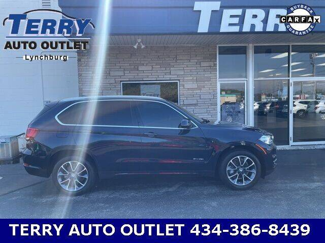 2017 BMW X5 for sale at Terry Auto Outlet in Lynchburg VA