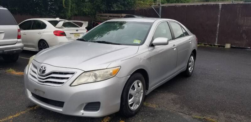 2010 Toyota Camry for sale at Central Jersey Auto Trading in Jackson NJ