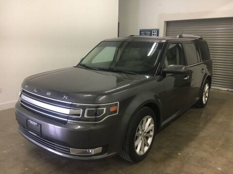 2015 Ford Flex for sale at CHAGRIN VALLEY AUTO BROKERS INC in Cleveland OH