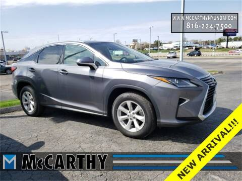 2017 Lexus RX 350 for sale at Mr. KC Cars - McCarthy Hyundai in Blue Springs MO