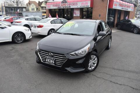 2020 Hyundai Accent for sale at Foreign Auto Imports in Irvington NJ