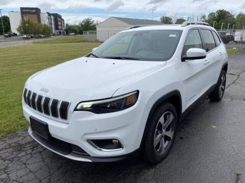 2020 Jeep Cherokee for sale at Cappellino Cadillac in Williamsville NY
