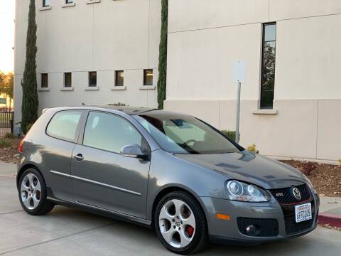 2008 Volkswagen GTI for sale at Auto King in Roseville CA