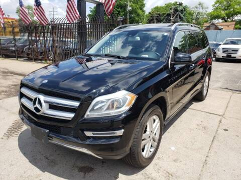 2014 Mercedes-Benz GL-Class for sale at Gus's Used Auto Sales in Detroit MI
