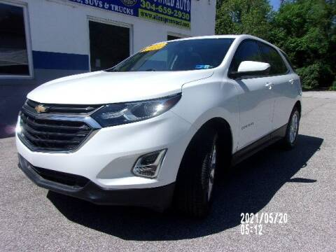 2019 Chevrolet Equinox for sale at Allen's Pre-Owned Autos in Pennsboro WV