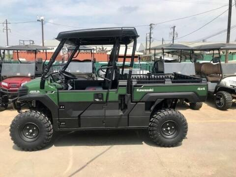 2021 Kawasaki Mule PRO FX EPS for sale at METRO GOLF CARS INC in Fort Worth TX