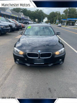 2015 BMW 3 Series for sale at Manchester Motors in Manchester CT
