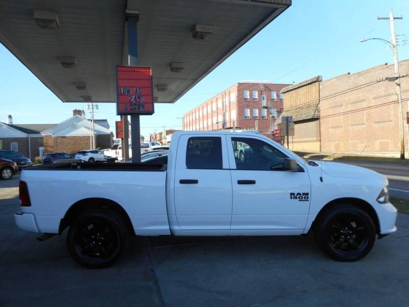 2019 RAM Ram Pickup 1500 Classic for sale at River City Auto Center LLC in Chester IL