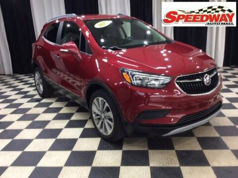 2017 Buick Encore for sale at SPEEDWAY AUTO MALL INC in Machesney Park IL