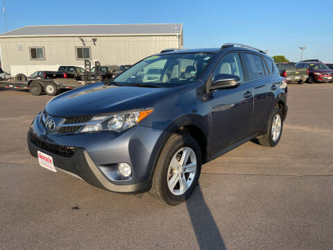 2013 Toyota RAV4 for sale at De Anda Auto Sales in South Sioux City NE
