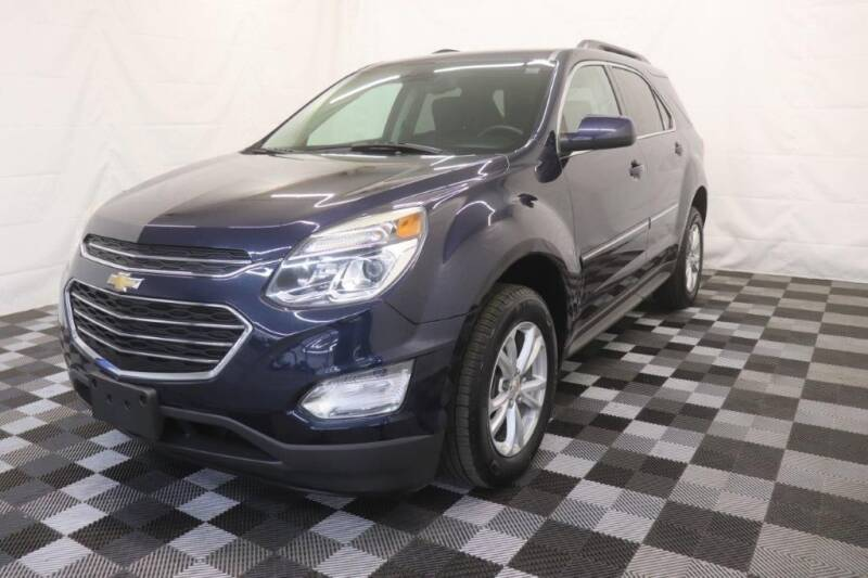 2017 Chevrolet Equinox for sale at AH Ride & Pride Auto Group in Akron OH