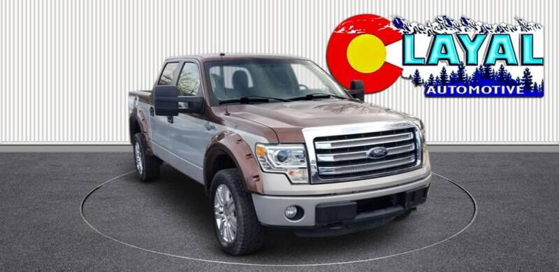 2012 Ford F-150 for sale at Layal Automotive in Englewood CO