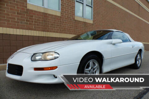 1998 Chevrolet Camaro for sale at Macomb Automotive Group in New Haven MI