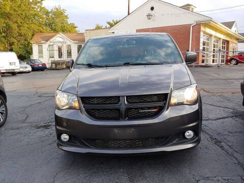 2016 Dodge Grand Caravan for sale at Beaulieu Auto Sales in Cleveland OH