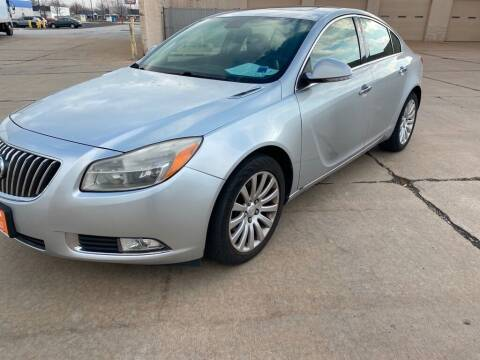2013 Buick Regal for sale at TKP Auto Sales in Eastlake OH