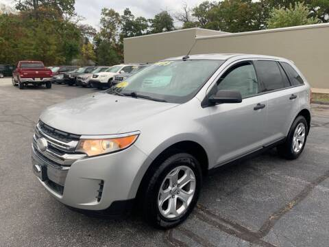 2012 Ford Edge for sale at Port City Cars in Muskegon MI