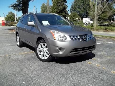 2013 Nissan Rogue for sale at CORTEZ AUTO SALES INC in Marietta GA