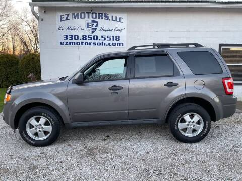 2010 Ford Escape for sale at EZ Motors in Deerfield OH