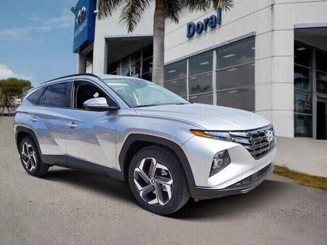 2022 Hyundai Tucson for sale at DORAL HYUNDAI in Doral FL