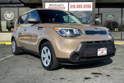 2014 Kia Soul for sale at Michaels Auto Plaza in East Greenbush NY