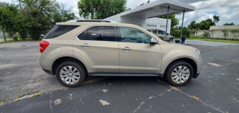 2011 Chevrolet Equinox for sale at Bill Bailey's Affordable Auto Sales in Lake Charles LA
