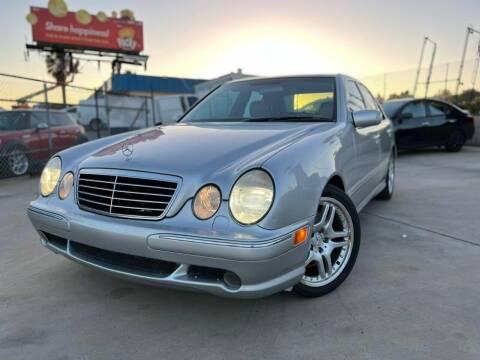 2002 Mercedes-Benz E-Class for sale at Gold Coast Motors in Lemon Grove CA