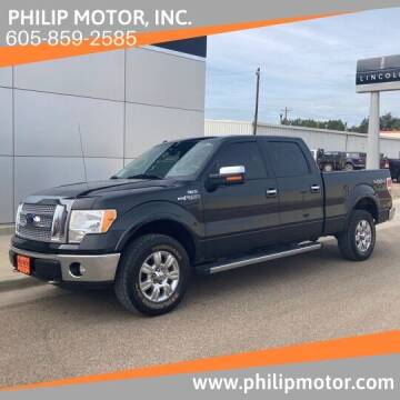 2010 Ford F-150 for sale at Philip Motor Inc in Philip SD