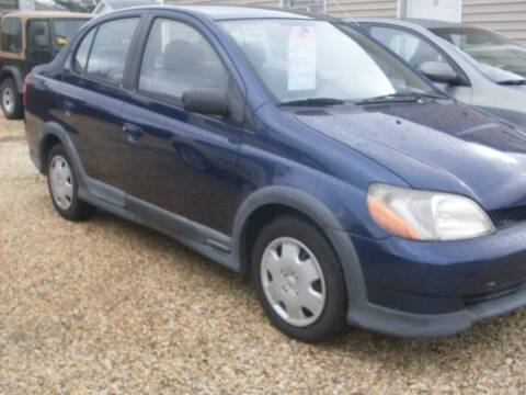 2001 Toyota ECHO for sale at Flag Motors in Islip Terrace NY