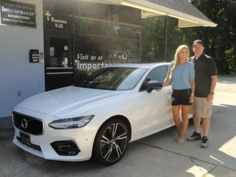 2020 Volvo S90 for sale at importacar in Madison NC