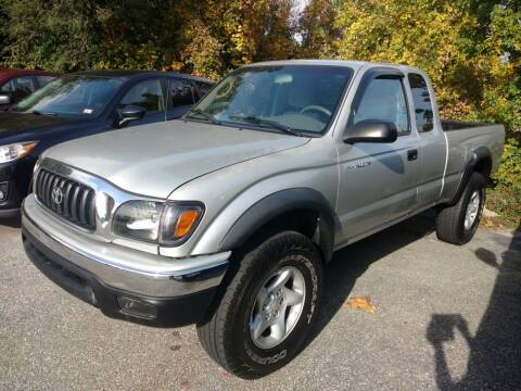 2003 Toyota Tacoma for sale at Auto Brokers of Milford in Milford NH